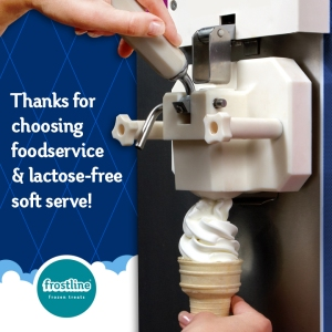 Have soft serve machine? Get to mixing!