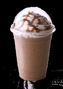 Mocha Iced Cappuccino